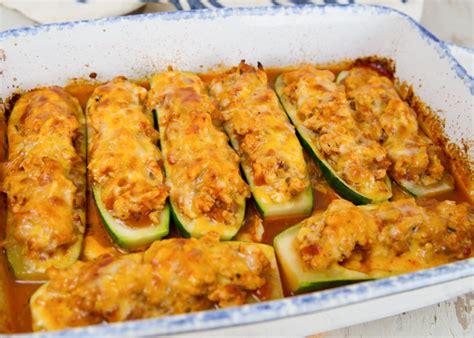stuffed zucchini boats pinterest stuffed zucchini boats joy in every season
