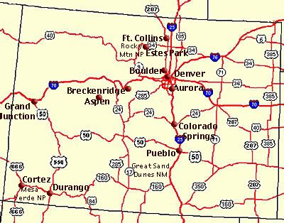 colorado county map with highways be healthy be grown welcome to our
