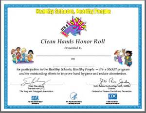 certificates for teachers honor roll awards and
