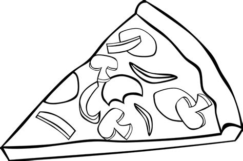 Food Coloring Pages Coloring Pages To Print Snack Coloring Pages