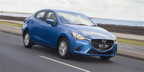 mazda 2 mazda 3 2016 mazda 2 sedan review caradvice