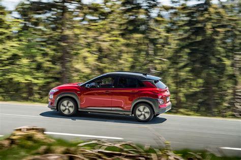 Hyundai Electric Suv 2020 by 2020 Hyundai Kona Ground Clearance 2019 2020 Hyundai