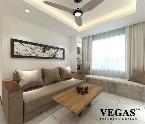 hdb  room industrial minimalist design  pasir ris