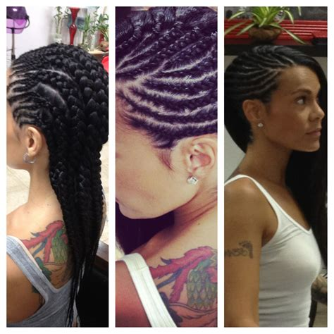 fishbone braids hairstyles cornrows bee likes to create new trends with braids on natural hair