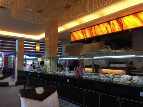 buffet bild von china restaurant golden wok passau
