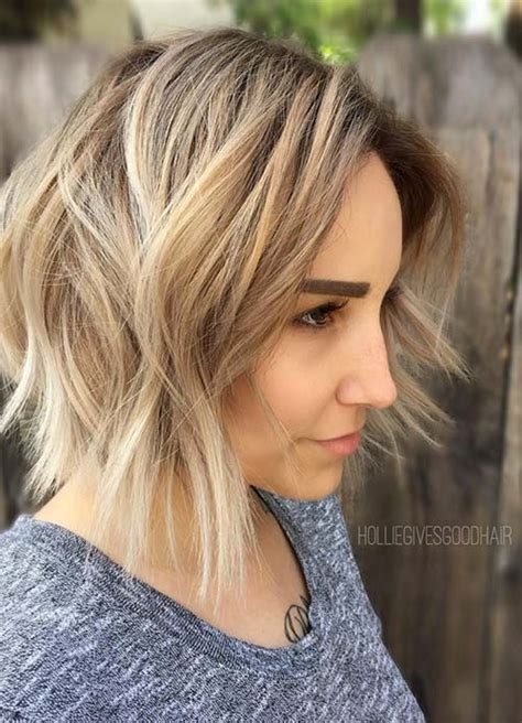 Layered Hairstyles For Thin Hair by 55 Hairstyles For With Thin Hair Fashionisers
