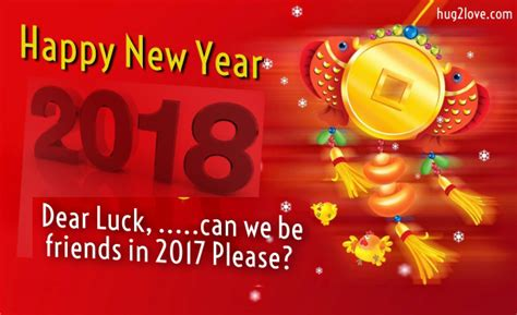 new year lucky phrases new year 2018 statuses to wish with jokes