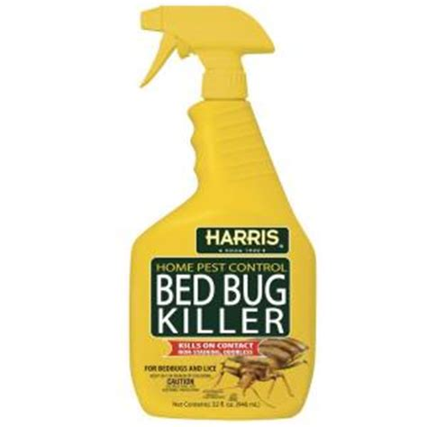 harris bed bug killer powder harris 32 oz bed bug killer hbb 32 the home depot