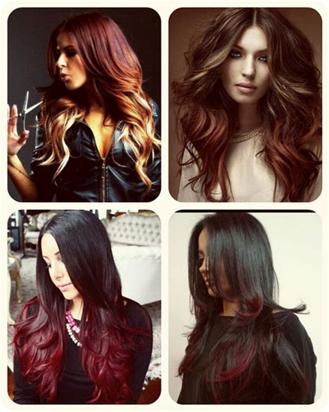 hairstyles and color for dark skin caramel ombre hair color archives vpfashion vpfashion