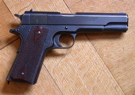 Schreckschuss Im Auto by Colt 1911 A1 45 Acp Kaufen Wroc Awski Informator