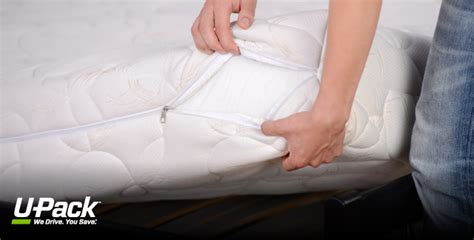 How To Pack A Mattress For Moving by How To Move A Mattress U Pack