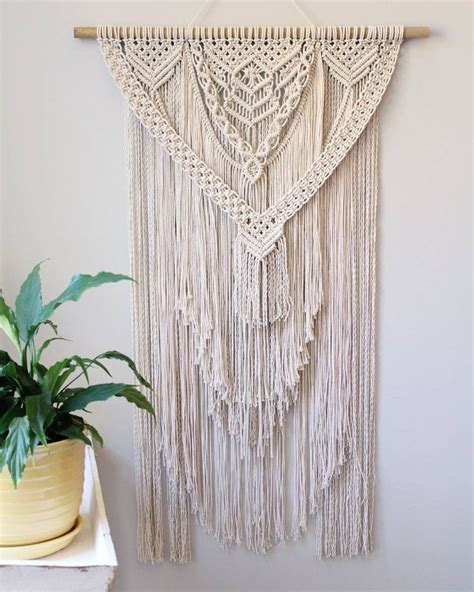 Types Of Macrame - 875 best 70 s macrame images on