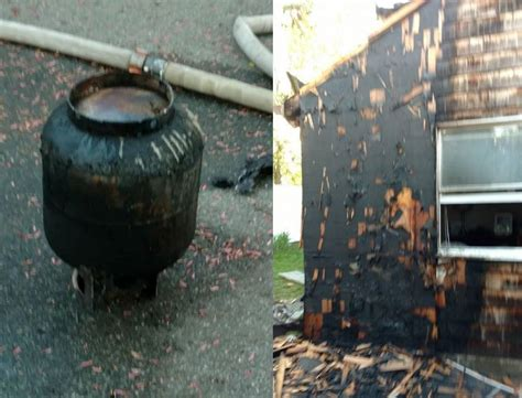 propane tank explosion spreads to quincy home news