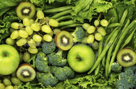 imagenes vegetales verdes el color de las frutas y verduras mediterraneando