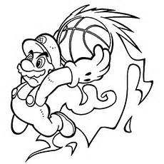 blank coloring pages mario mario printable free coloring pages on art coloring pages