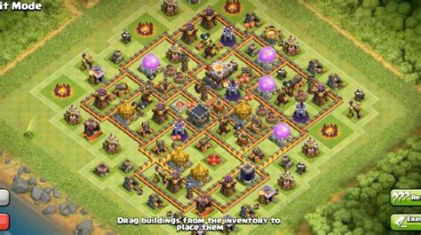 th9 layout strategy the 5 strategy base designs th8 5 th9 5 th10 5