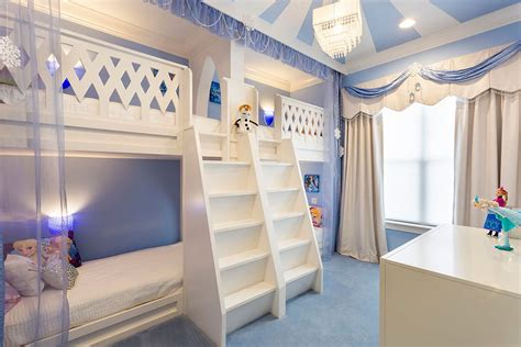 Rooms To Go Kids Bunk Beds Frozen Temperatures Frozen Themes Elizabeth Erin Designs