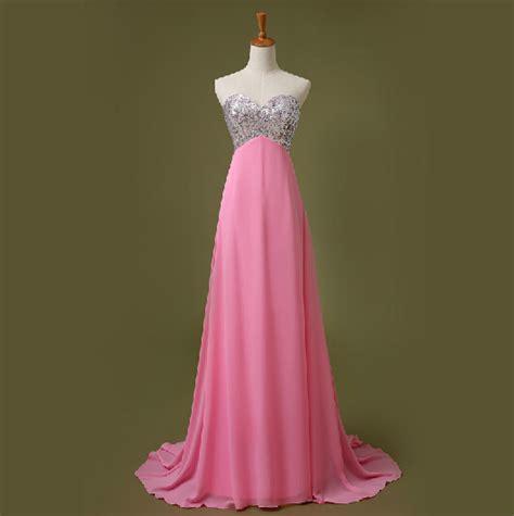 Handmade Evening Dresses - handmade simple and pretty sparkle prom dresses prom