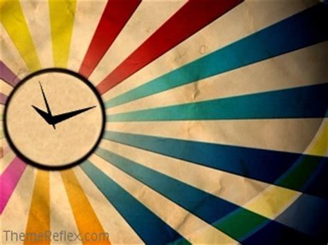 colour clock themes color clock nokia flash lite screensaver for 320 215 240
