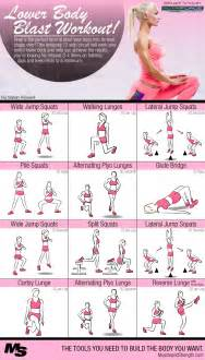 lower blast circuit workout strength