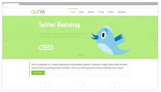gotya free bootstrap theme by bootstrapmaster