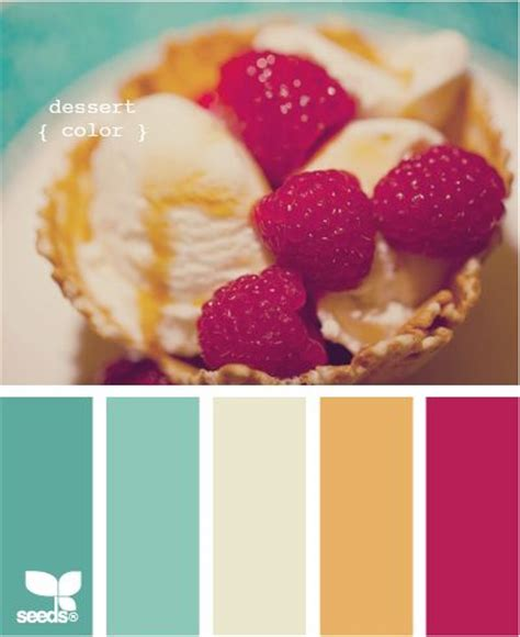 color palate could be interesting for girly office or she shed flora hues design seeds color palettes and hue