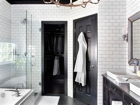 Black And White Bathroom Gorgeous Inspirations Bathroom Black And White Ideas