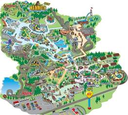 Christmas World Map by Holiday World Amp Splashin Safari Maplets