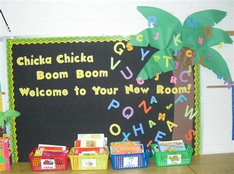kindergarten themes for the beginning of the school year back to school bulletin boards classroom ideas archives