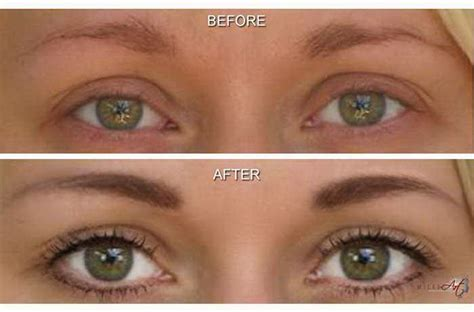 cosmetic eyebrow tattoo permanent makeup eyebrows aftercare style guru fashion