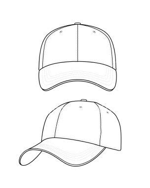 hat design template baseball hat template baseball hat template hat
