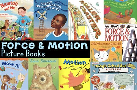 12 And Motion Picture Books To Engage Learners