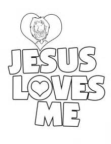 jesus loves the little children coloring pages kids coloring