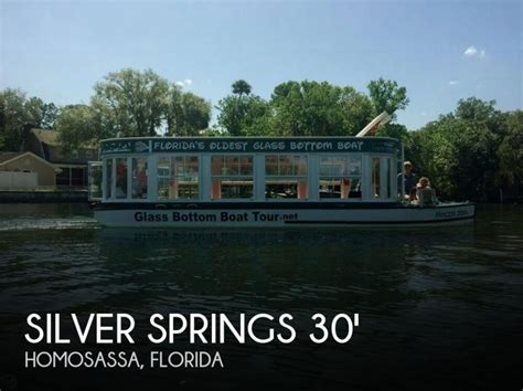 homosassa glass bottom boat tours boats for sale in homosassa florida