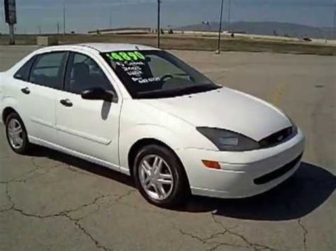2003 ford focus se 2003 ford focus se front wheel drive 5 speed manual