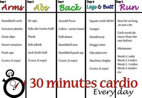awesome work out plans for at home 8 fitness