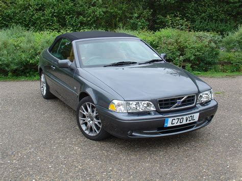 volvo convertible volvo c70 convertible 1999 2005 buying and selling
