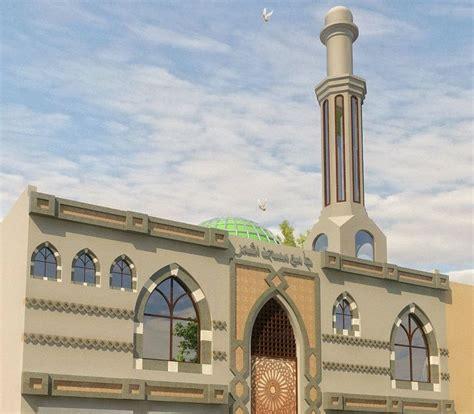masjid design front mosque 3d elevation joy studio design gallery best design