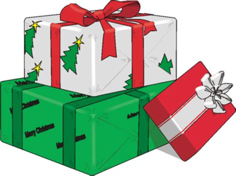 christmas clip art page two free clip art images