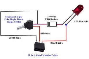 Car Lighting Switch Terminal 4 Pin Led Rocker Switch Wiring Diagram