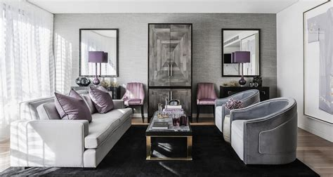Modern Art Deco Design by Modern Art Deco Interiors Brendan Wong Design Luxdeco Com