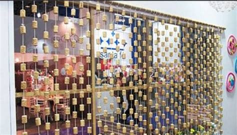 curtains cork curtains made with recycled wine corks recycled things
