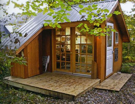 tiny homes simple shelter honey i shrunk the house tiny homes by lloyd kahn