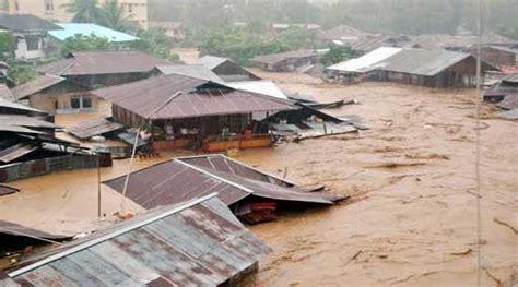bencana alam datang tanda allah sayang voa islamcom