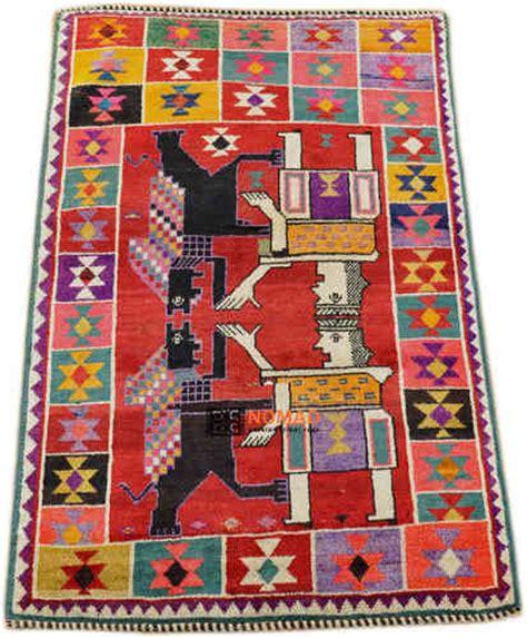 gabbeh teppiche gabbeh ghashghai s 252 dpersischer