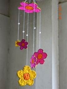 How To Make Waste Paper Craft - wall hanging winky crafts