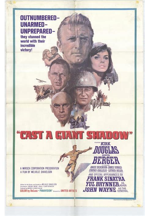 film giant cast cast a giant shadow movie posters from movie poster shop