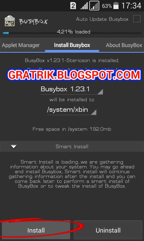 busybox installer apk busybox pro apk android application android underworld