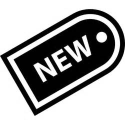 Products New by New Products Label Icons Free