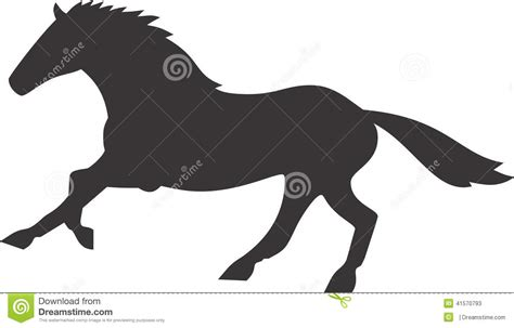 cavallo clipart clipart di progettazione di vettore cavallo